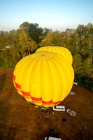 Woodinville Balloon Ride on 8-18-2018