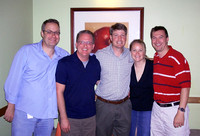 Dinner with Steve Wiebe on 9-13-2007
